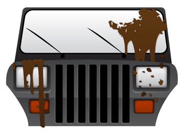 Jeep clipart car jeep. Free wrangler yj icon