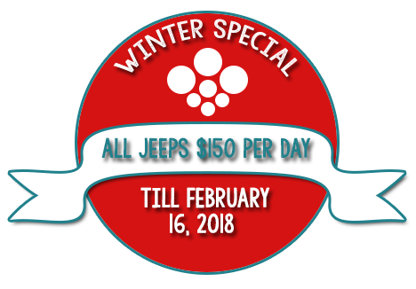 Jeep clipart terminal. Canyonlands adventures winter offer