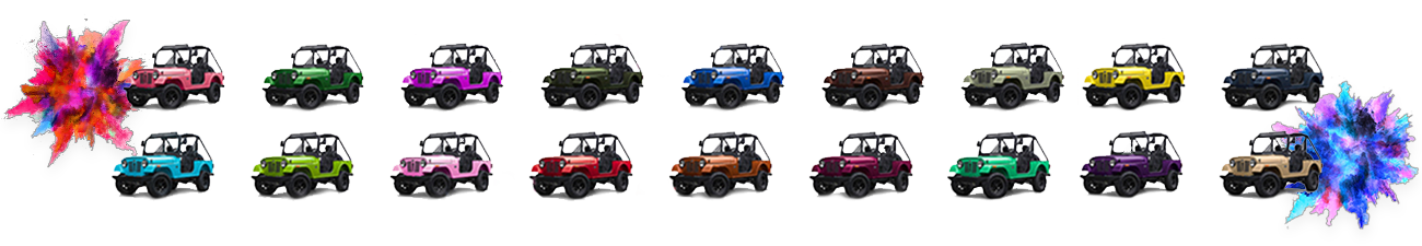 Jeep clipart terminal. Roxor offroad accessories