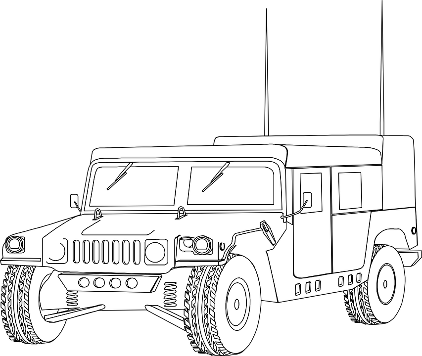 Jeep clipart terminal. Outline frames illustrations hd