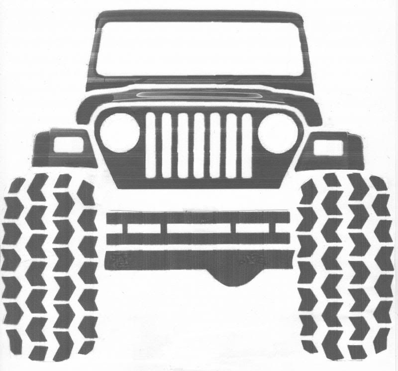 jeep clipart wrangler new