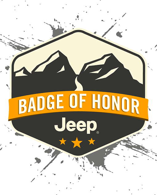 Jeep text png. Badge of honor join