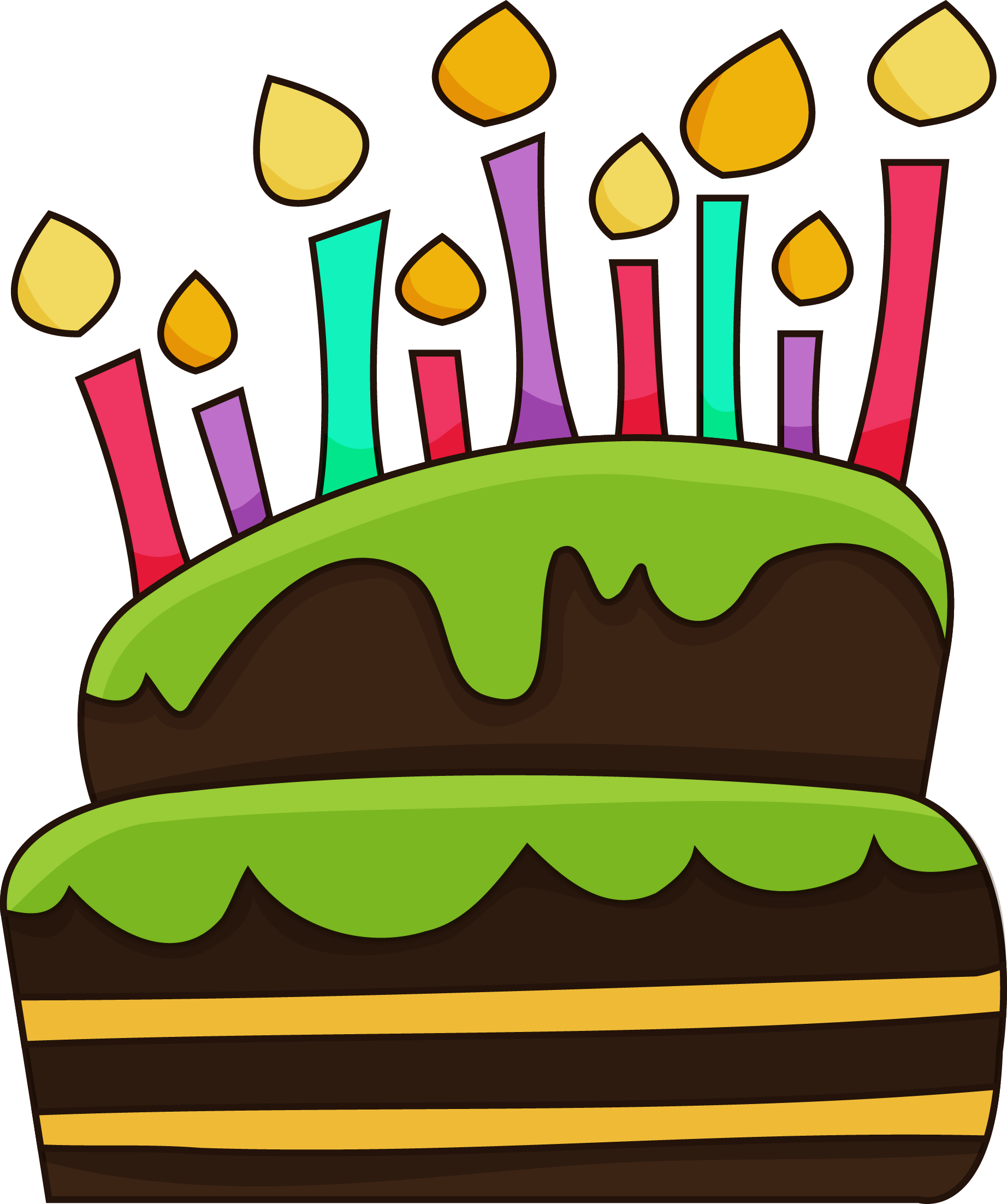 Jelly clipart jelly cake. Anivers rio it s
