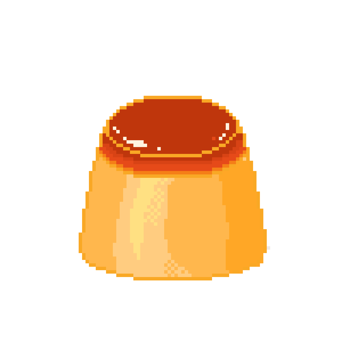 Jelly drawing pudding. Pixilart coffee anonymous by