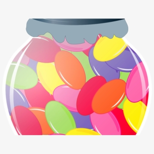 Jelly man. Clipart lolly jar jerry
