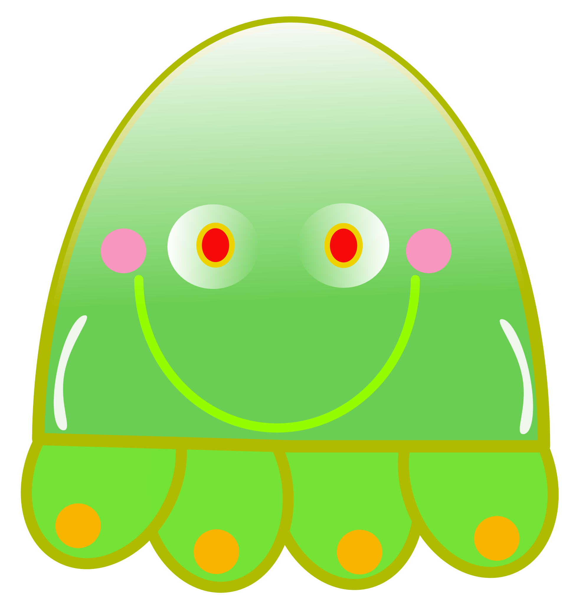 Jellyfish svg tribal. Clipart clip art library