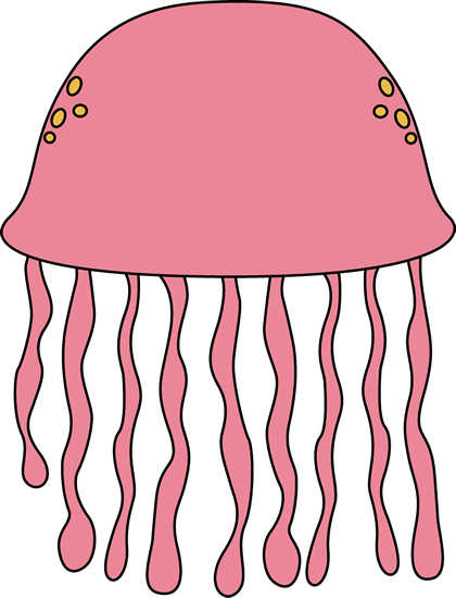 Clip art image space. 3 clipart jellyfish clipart transparent stock
