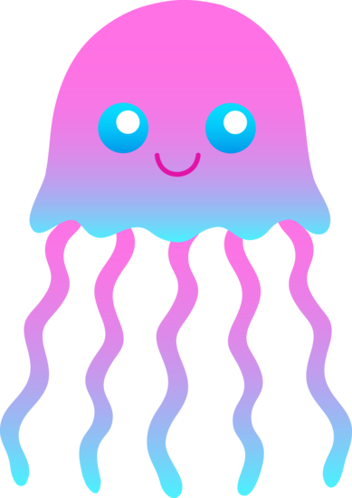 jellyfish svg tribal