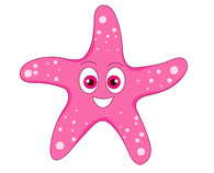 Jellyfish clipart cute star fish. Search results for clip