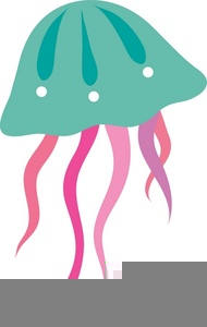 Jellyfish clipart cute. Free images at clker