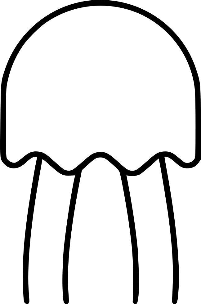 Png icon free download. Jellyfish svg file svg library download