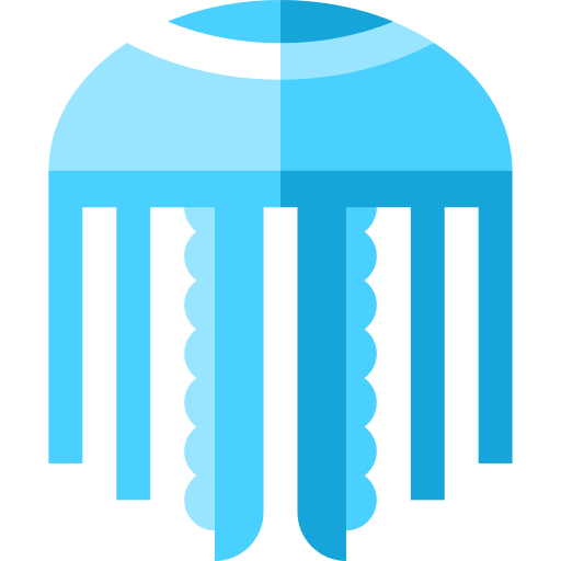 Png icon repo free. Jellyfish svg file clipart royalty free stock