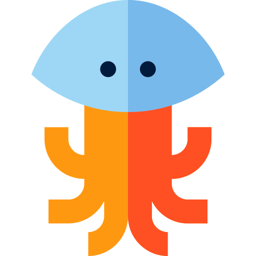Png icon repo free. Jellyfish svg file picture freeuse