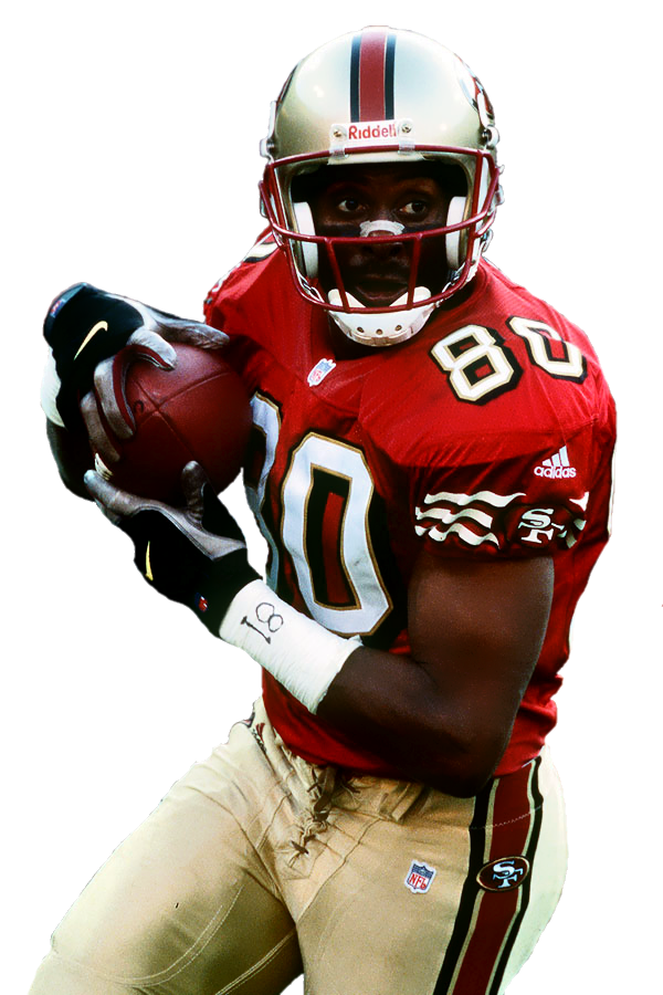 jerry rice png