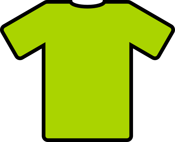 shirt clipart football shirt