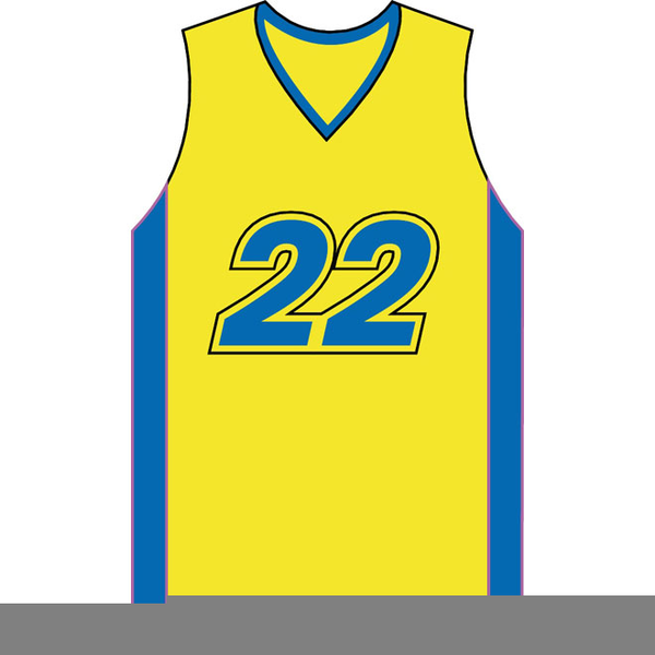 Jersey clipart sport jersey. Basketball free images at