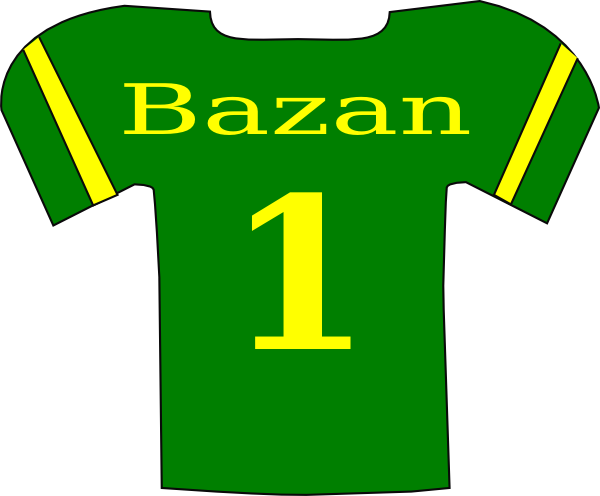 Jersey clipart sport jersey. Free sports cliparts download