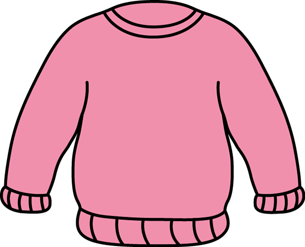 Shirts clipart long sleeve shirt. Sweater clip art images