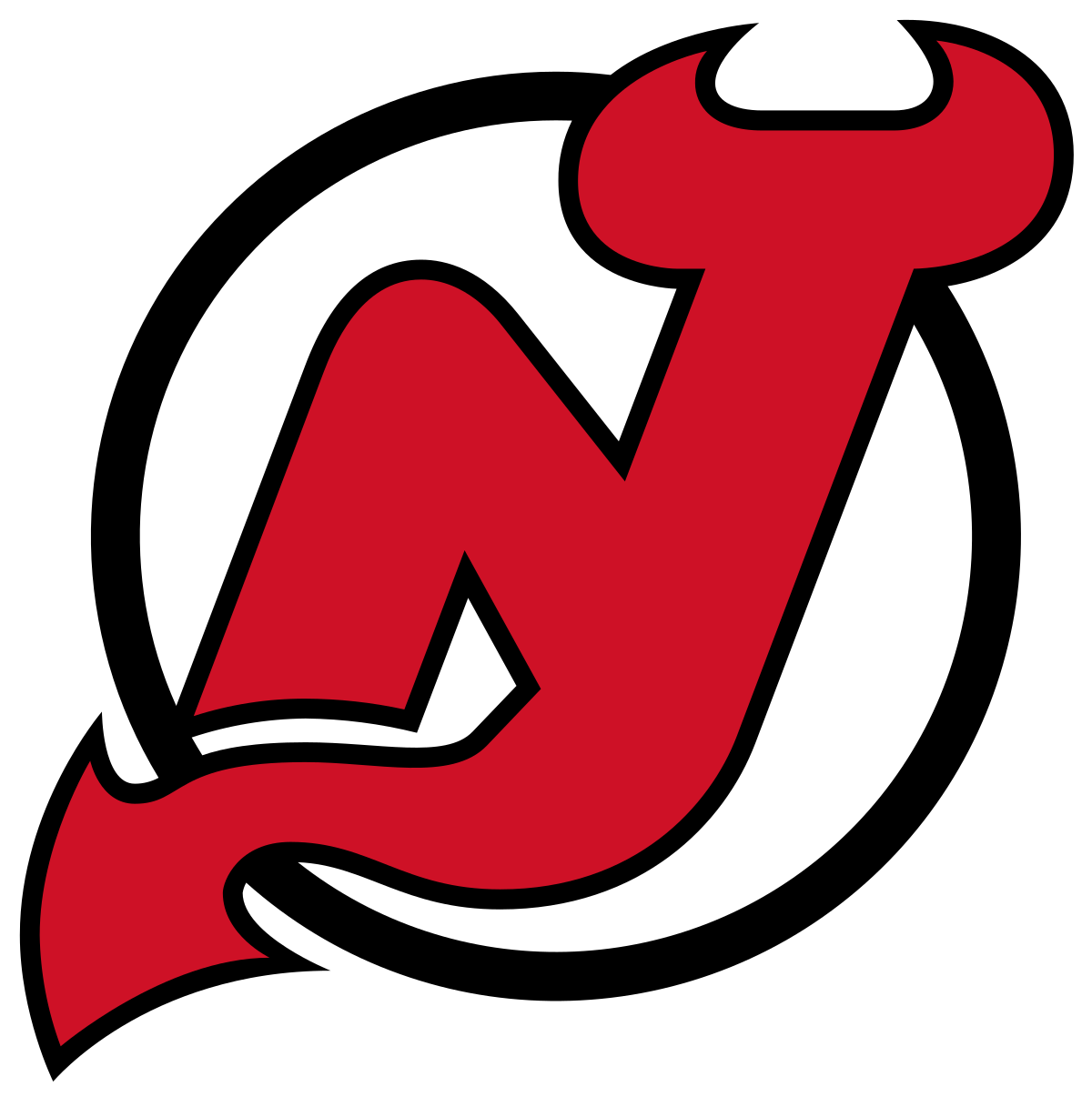 new jersey devils logo png