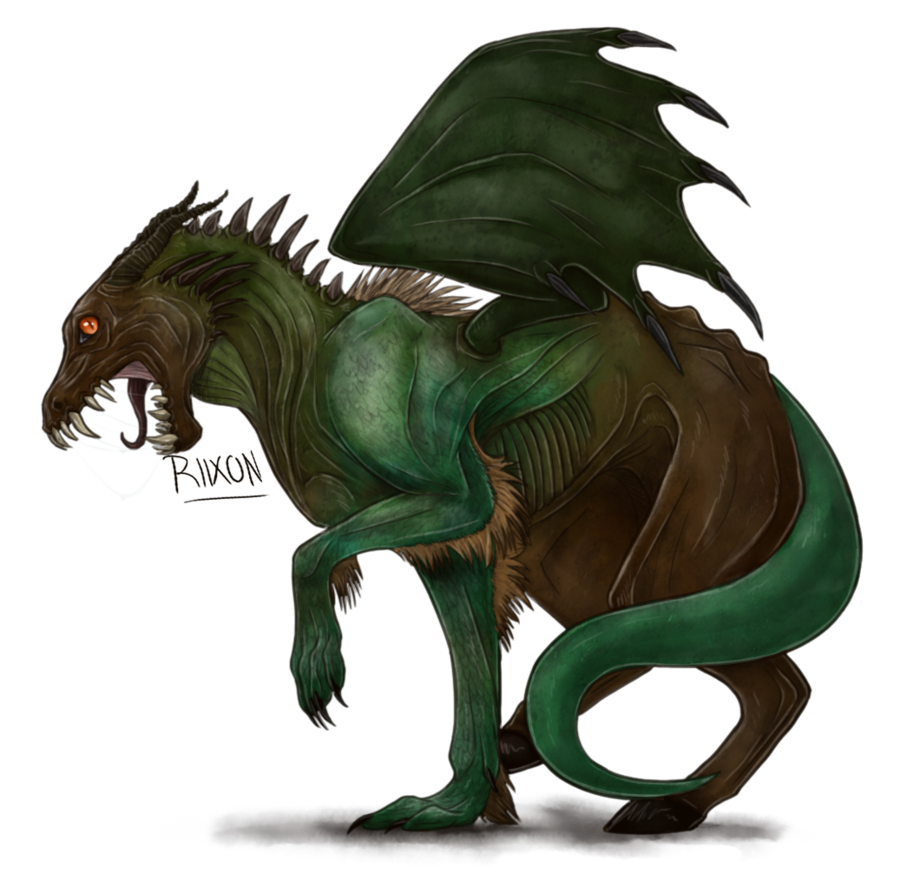 Jersey Devil Transparent & PNG Clipart Free Download - YA-webdesign