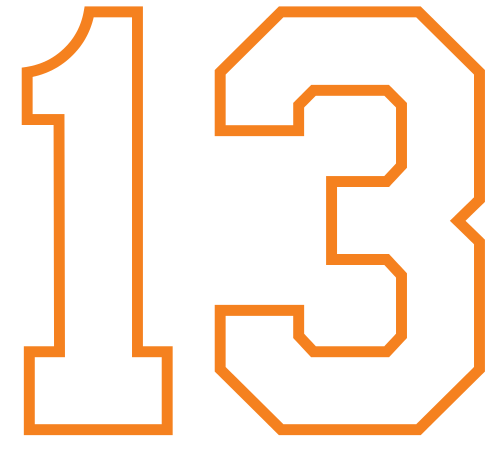 jersey numbers png