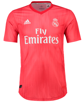 Real madrid official products. Jersey vector football shirt graphic stock