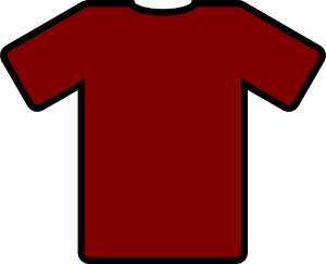 Shirt clipart football shirt. Clip art at clker