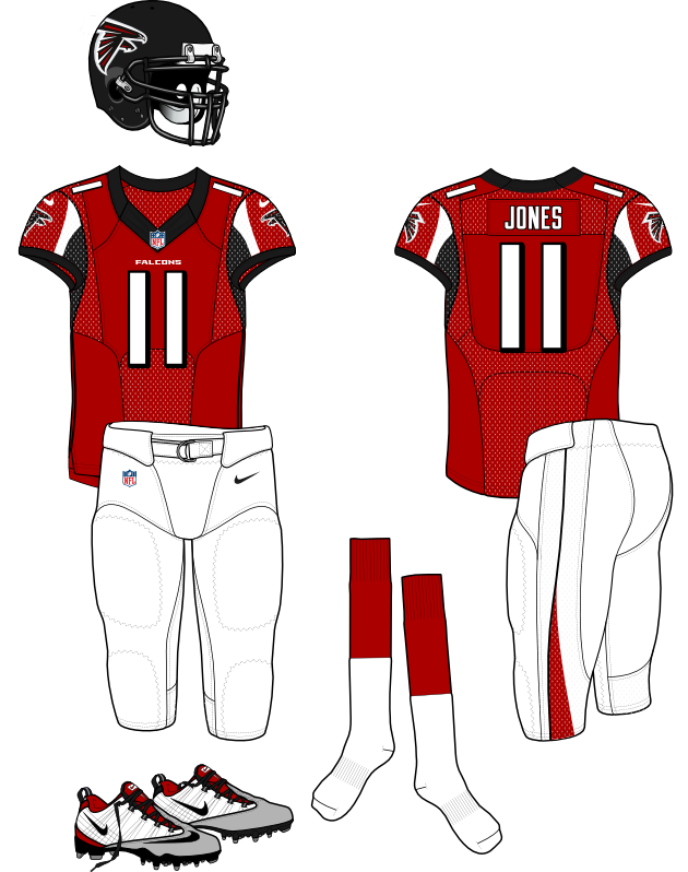 Jersey vector nfl. Altered nike football template