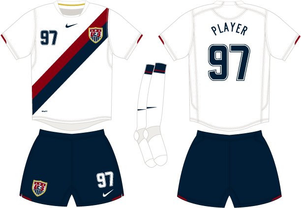 Jersey vector soccer shorts. Us concept concepts chris