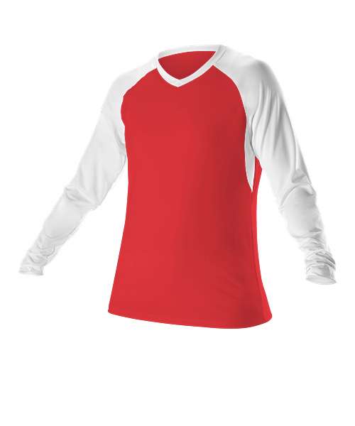 Jersey vector volleyball. Oneway uniform style vlj