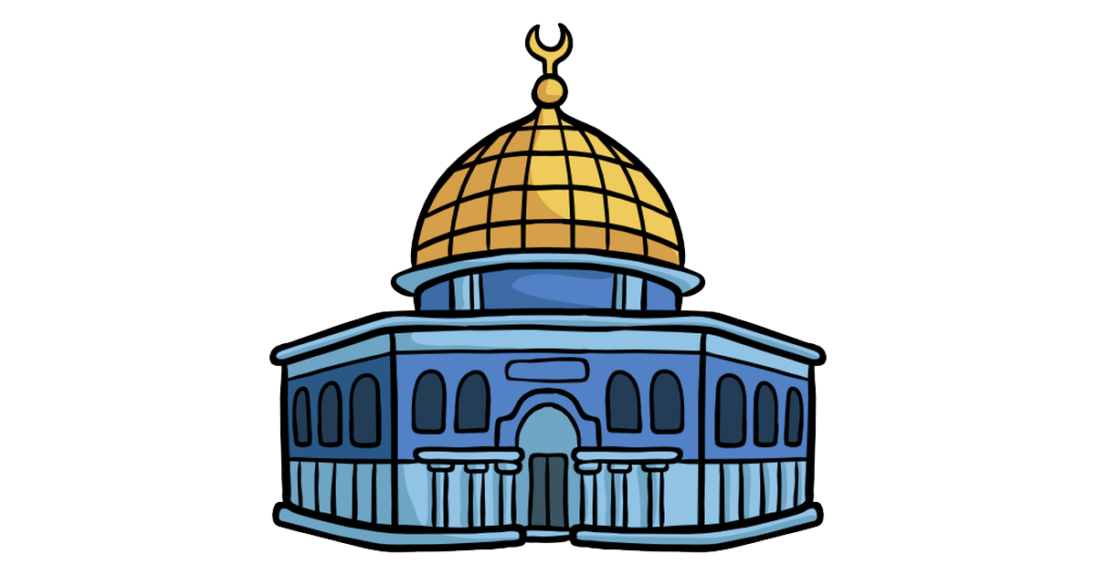 Mosque Aqsa Transparent Png Clipart Free Download Ywd