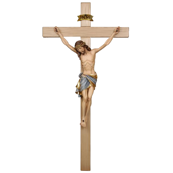 Vii ornatis . Jesus on the cross png png black and white