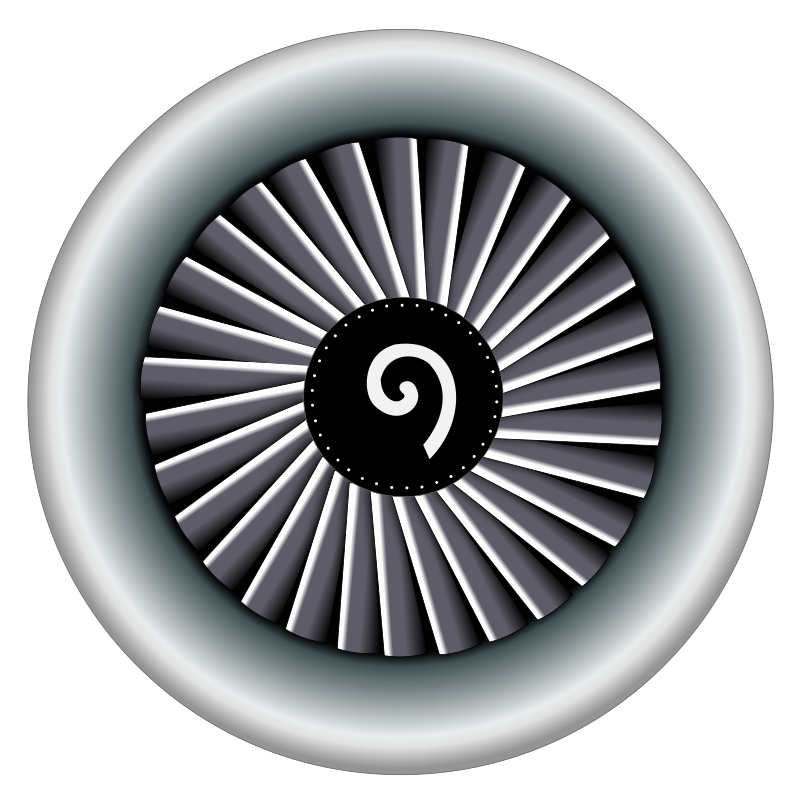 Jet engine png. Clipart