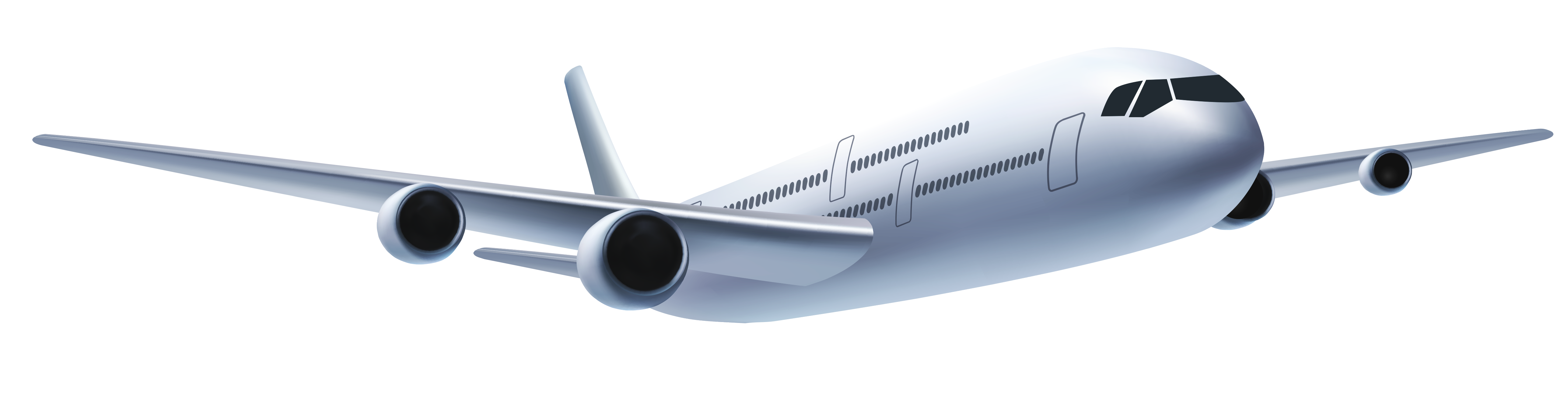 Jet exhaust png. Airplane clip art plane