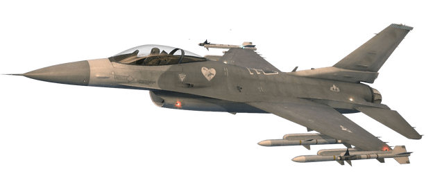 Fighter plane png. F transparent background
