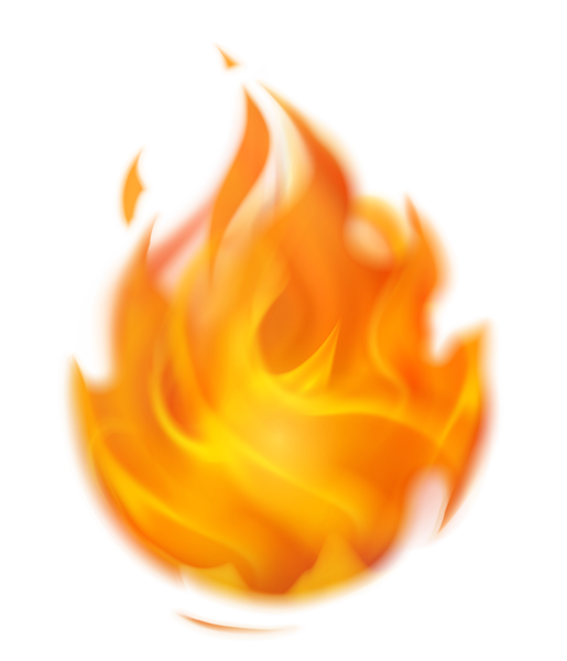 Jet flames png. Flaming fire clipart picture