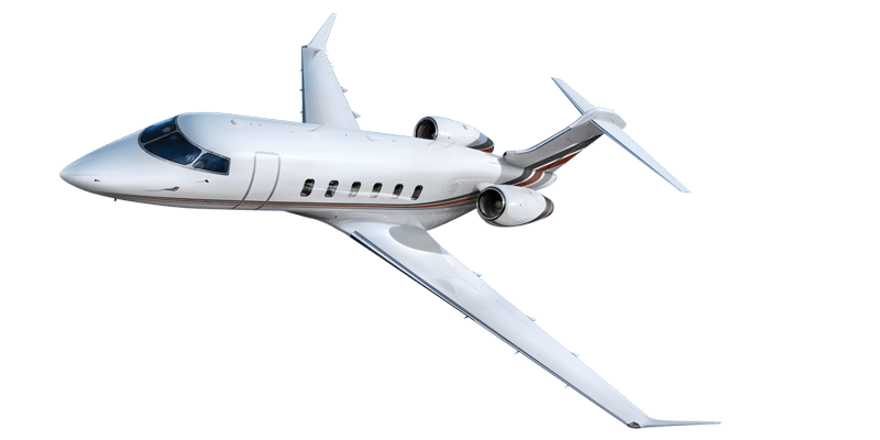 Private jet png. Bombardier plane transparent stickpng