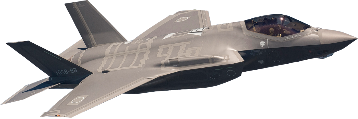 Jet transparent f35. Polco if any difference