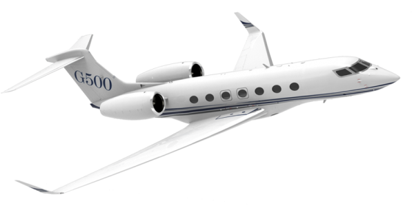 Jet transparent luxury. Gulfstream aerospace the world
