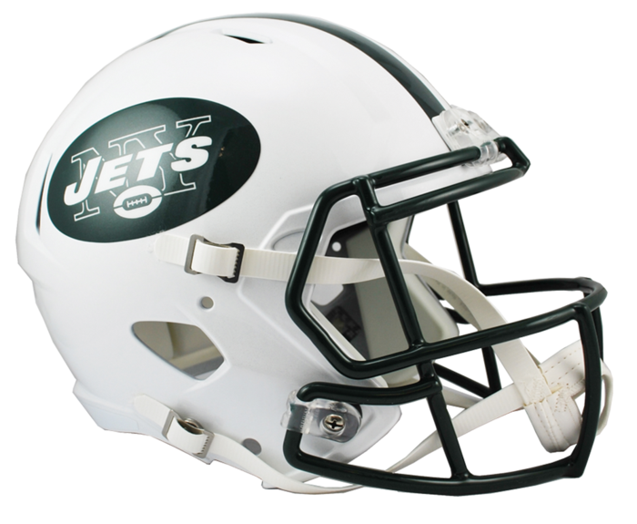 Jets helmet png. New york fanz collectibles