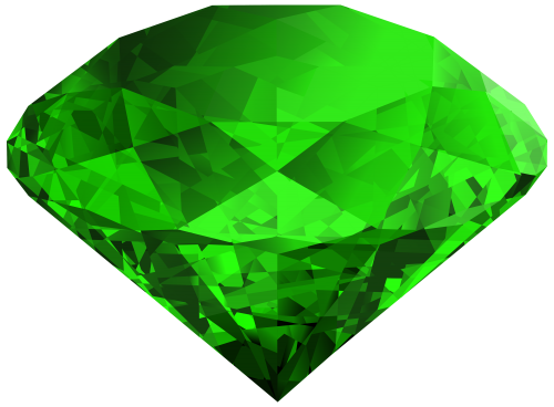 Gem png clipart decoupage. Emerald vector stone png stock