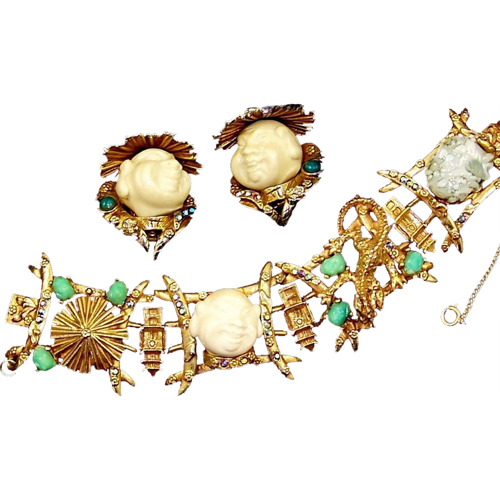 Har laughing chinaman four. Jewelry clip clip library stock