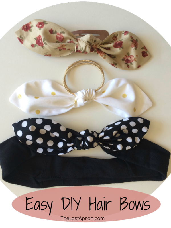 Jewelry clip diy tie. Easy hair bows christian