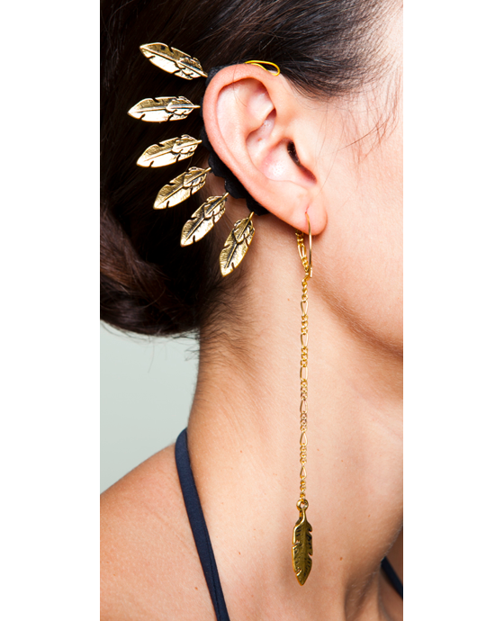 Jewelry clip ear cuff. I really need this