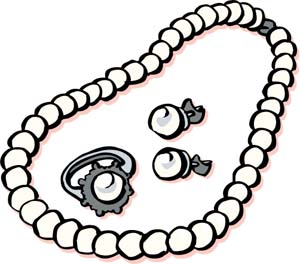 Jewelry clipart. Clip art free download