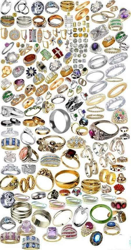 Jewelry clipart file. Rings download free psd