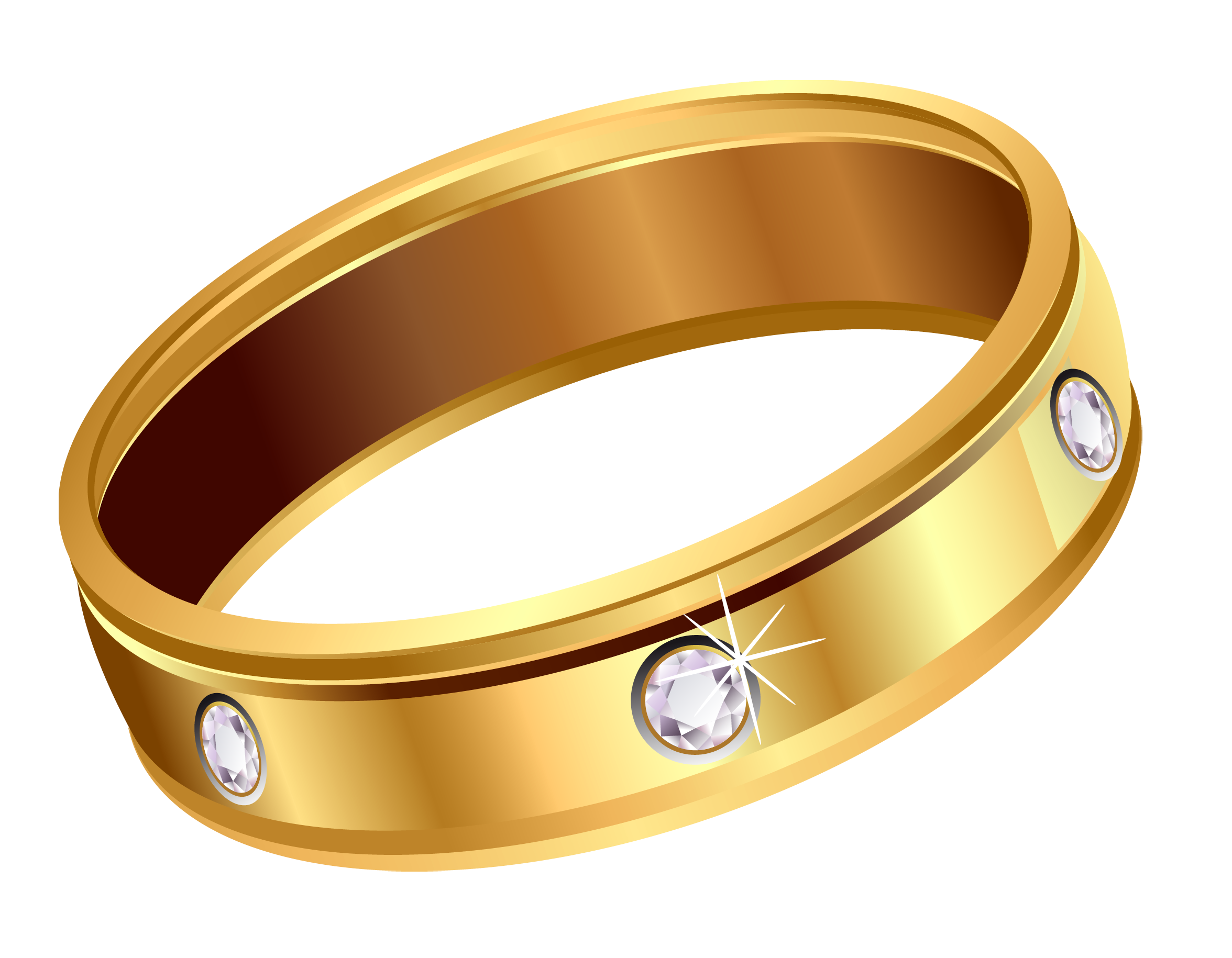Jewelry clipart file. Transparent gold ring with