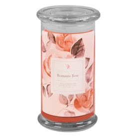 Transparent candles romantic. Shop jewelry in natural