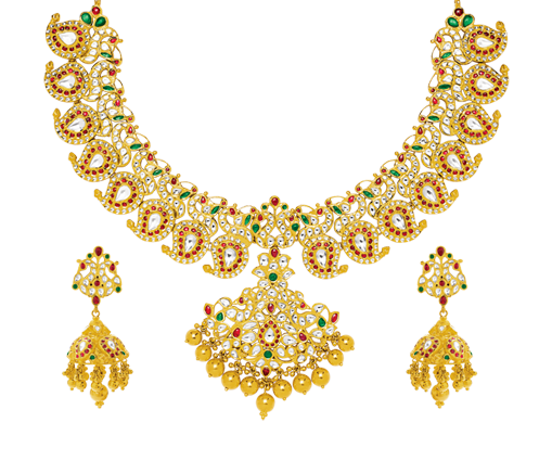 Jewellery necklace transparent background. Jewellers png vector stock