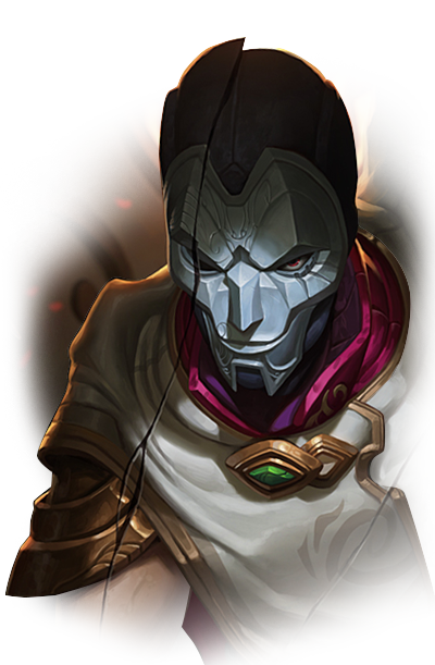 Jhin drawing. Riot art any stance